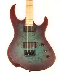 Agile Intrepid Pro 630 MN EMG Blue Purple Burl DOT Baritone Advanced Order 1/10