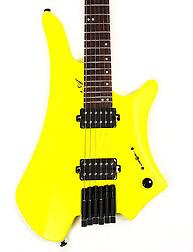 Agile Exogenesis 625 Neon Yellow