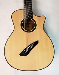 Agile Renaissance 82730 RN EQ NA 8 String Acoustic Multiscale Advanced Order 9/21