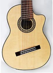 Agile Renaissance Classical 82527 RN EQ Cutaway NA (Nylon String) Advanced Order 9/17