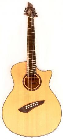 Agile Renaissance 72527 RN EQ NA 7 String Acoustic Multi Scale Advanced Order September 17
