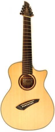 Agile Renaissance 82527 RN NA EQ 8 String Acoustic Multiscale Advanced Order 12/21