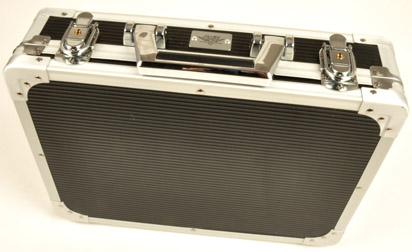 CNB PDC-410B BK Pedal Case