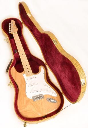 Douglas EGC-400 ST Premium Tweed / Burgundy Case