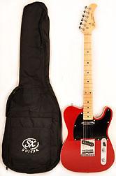 SX Furrian MN Alder BI Car BPG (Bound) Electric Guitar