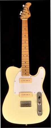 SX Furrian MN Alder P90 VHW Vintage White