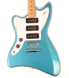 SX Liquid MN Alder 3P90 Stop LPB Left Handed Electric Guitar