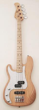 SX Ursa 3 JR MN Ash NA Left Handed Short Scale Bass