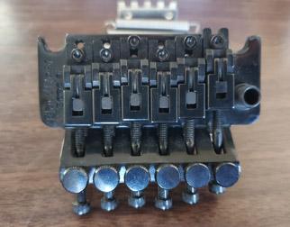Floyd Rose Special 6 String Tremolo Black Left Handed