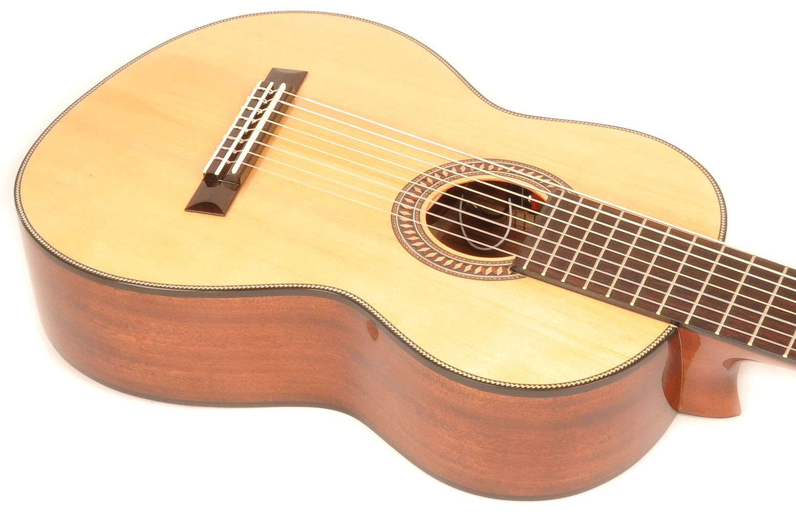 Agile Renaissance Classical 82527 Eq Na Return From Diagram Of A Nylon String Guitar 5