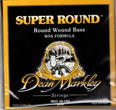 Dean Markley Round Bass Strings #2632