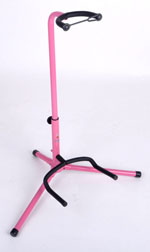 SX GRGS-1 PK Pink Guitar Stand