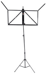 Gypsy Rose Music Stand GRMS BK Black