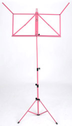 Gypsy Rose Music Stand GRMS PK Pink