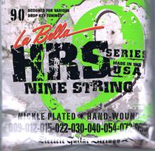 Labella HRS 90 9 String Guitar Set