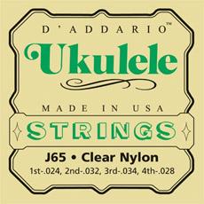 D'addario J-65 Uke Strings