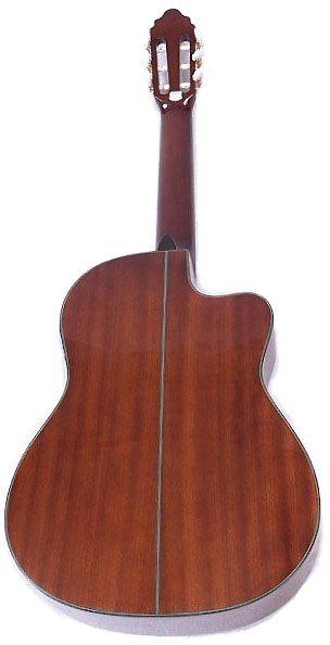 Valencia cl 190c left handed acoustic guitar classical ebay for Luthier valencia