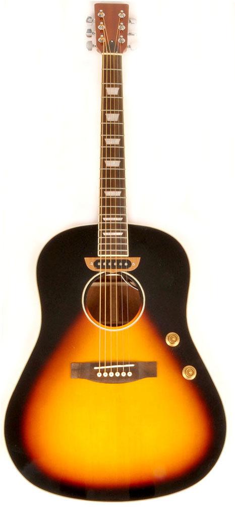 Omega Fj 161 Ev Sb Acoustic Electric Rondomusic Com