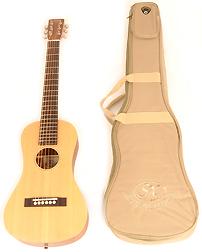 SX Trav 1 Traveling Guitar