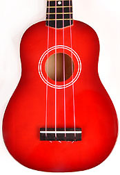 Omega UK-10 Red Ukulele