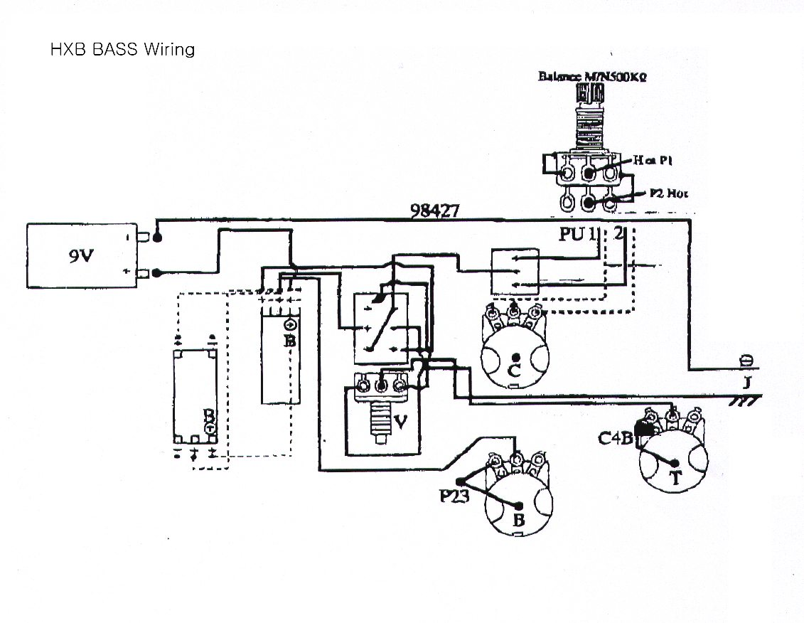Active Bass Wiring Diagrams Not Lossing Diagram 5 String Guitar Library Rh 73 Rudolphoptik De