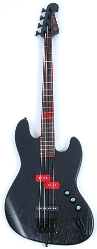 Rondo Music  SX Pirate project bass pic