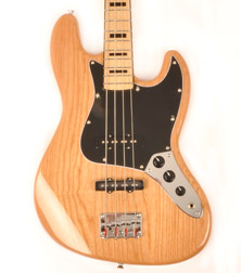 SX Ursa 2 MN Ash NA Bass Guitar