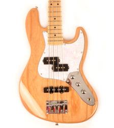 SX Ursa 3 JR MN Ash NA Short Scale Bass
