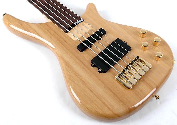 douglas sculptor 5 na fretless bass guitar 5 strings natural ebay. Black Bedroom Furniture Sets. Home Design Ideas