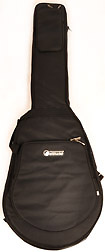 Attitude Busker BEG-20-100 Black Electric Guitar Bag Baritone Scale