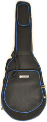 Attitude Busker BEG-20-102 Electric Guitar Bag Baritone Scale