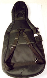 CNB Heavy Duty Renaissance Classical Guitar Bag CEB 600 3/4