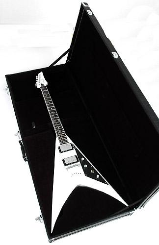 flying v size shape help case shopping the gear page. Black Bedroom Furniture Sets. Home Design Ideas
