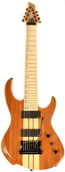 Agile Intrepid Pro 827 Mn Emg Kahler Custom 198890 B Stock