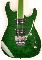 Hadean EG-628 CGR Fretless Guitar