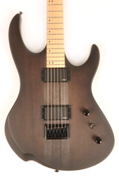 Agile Intrepid Pro 630 MN EMG Charcoal DOT Baritone