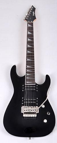 douglas scope 727 baritone 7 string guitar black. Black Bedroom Furniture Sets. Home Design Ideas