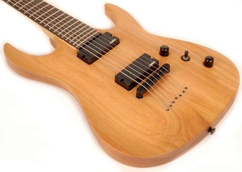 Show your latest guitar
