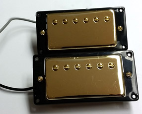 SX Pickups Gold Re-Claimed (Set of 2)