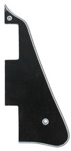 Agile AL Pickguard Black
