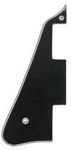 Agile AL Pickguard Black Left