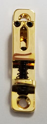Agile Pendulum Bridge / Saddle Gold