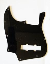 SX Ursa 2 Pickguard Black Left Handed